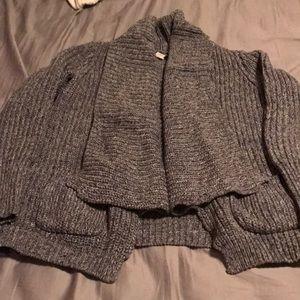 Jcrew shawl cardigan